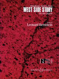 Symphonic Dances From West Side Story Sheet Music By Leonard
