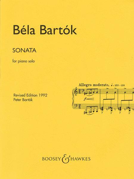 Sonata for Piano (1926)