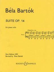 Suite, Op. 14