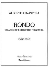 Rondo on Argentine Children's Folk Tunes