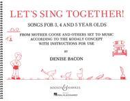 Let's Sing Together!