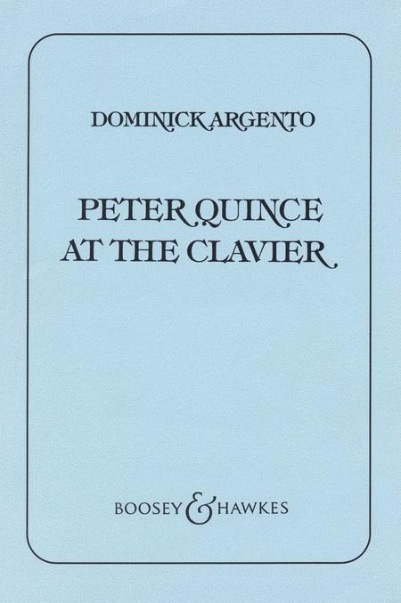 Peter Quince at the Clavier