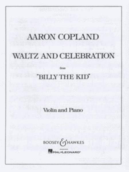 Waltz and Celebration (from Billy the Kid)