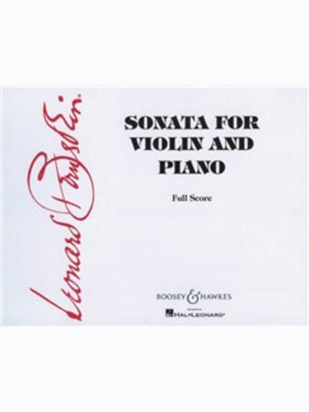 SONATA FOR VIOLIN & PIANO SCORE AND PART