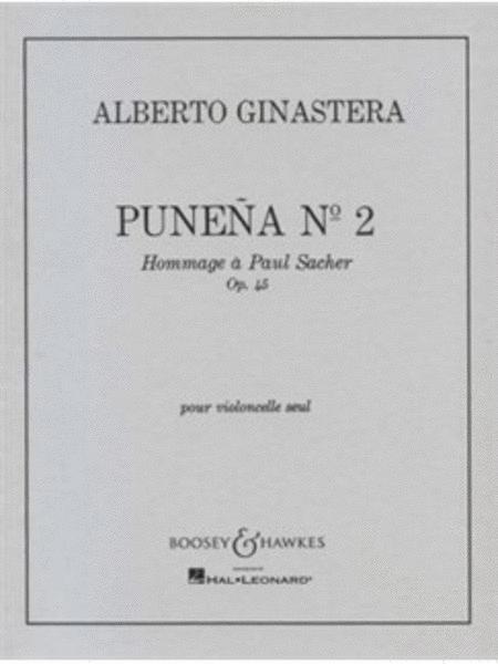 Punena No. 2, Op. 45