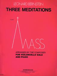 Three Meditations from Mass