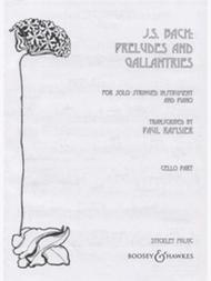 Preludes and Gallantries