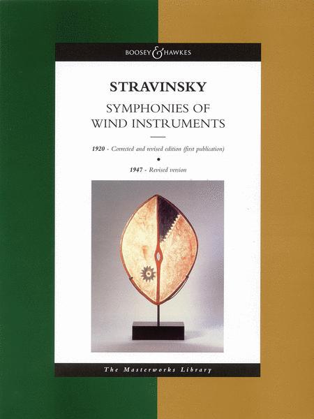 Stravinsky - Symphonies of Wind Instruments