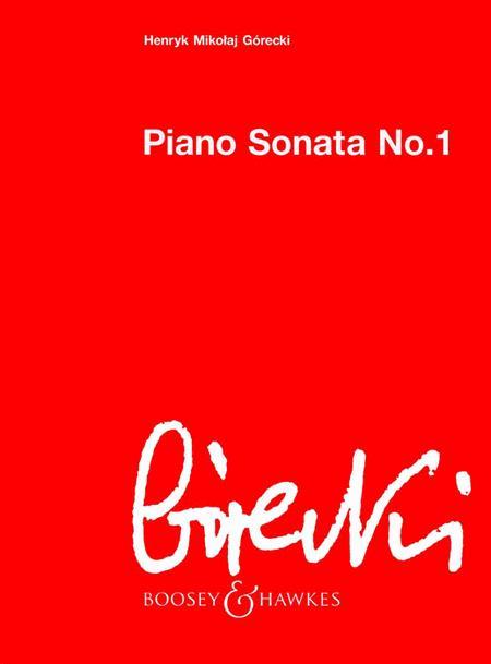 Piano Sonata No. 1, Op. 6