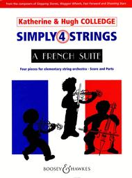 Simply 4 Strings: A French Suite