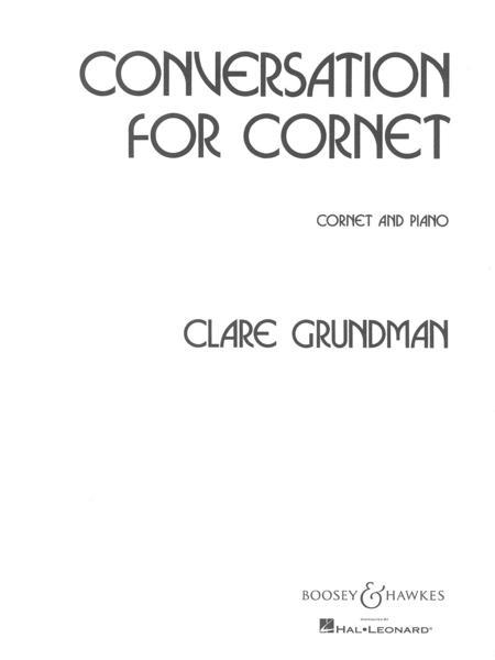 Conversation for Cornet
