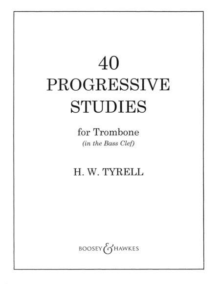 40 Progressive Studies