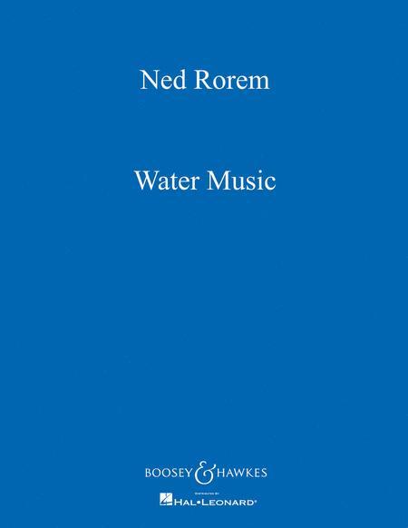 Water Music Full Sc