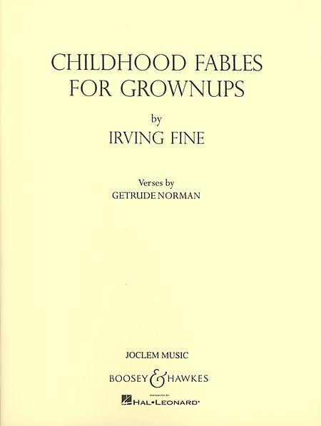Childhood Fables for Grownups