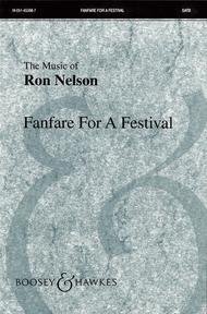 Fanfare for a Festival