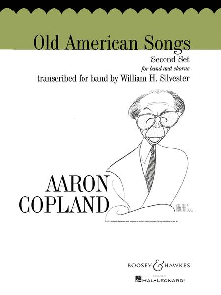Old American Songs - Second Set