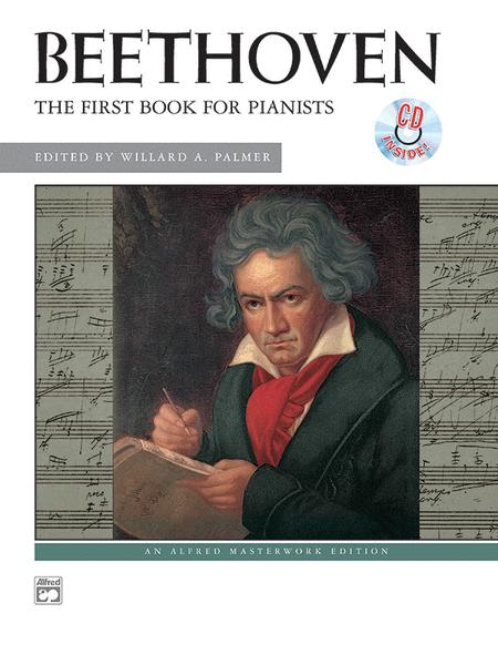 First Book for Pianists - Book/CD