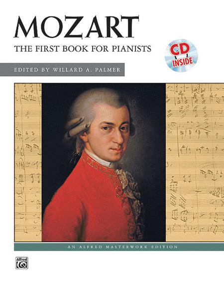 The First Book for Pianists - Book/CD
