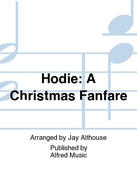 Hodie: A Christmas Fanfare