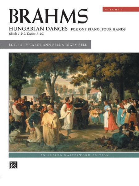 Brahms -- Hungarian Dances, Volume 1