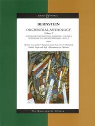 Bernstein - Orchestral Anthology, Volume 2