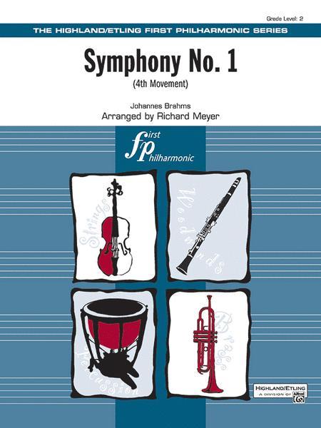 Symphony No. 1 (4th Movement)
