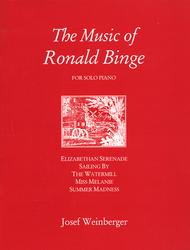 The Music of Ronald Binge
