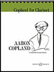 Copland for Clarinet