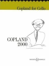 Copland for Cello