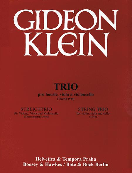 String Trio (1944)  Str Trios