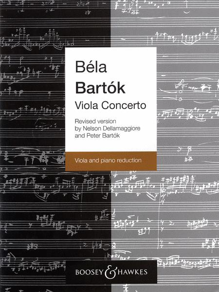 Viola Concerto, Op. Posth.