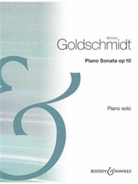 Piano Sonata, Op. 10