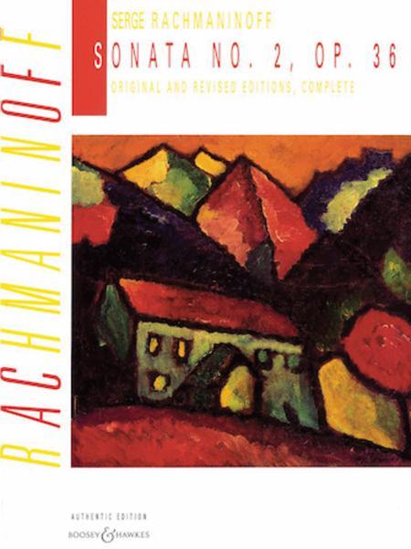 Sonata No. 2 (Authentic Edition - 2 versions)