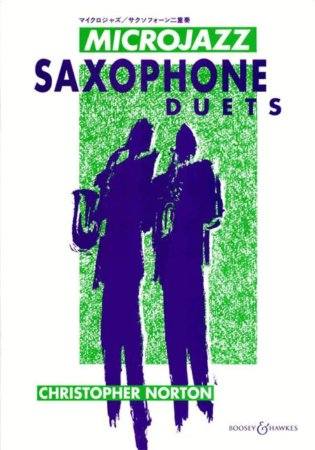 Microjazz Saxophone Duets