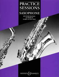 Practice Sessions for Saxophone