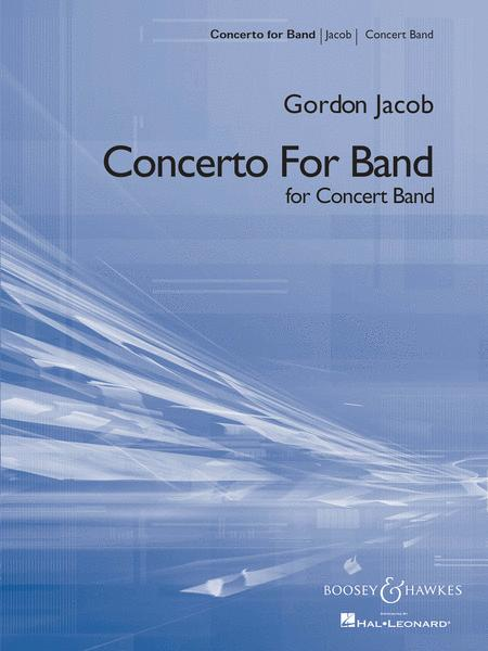 Concerto for Band