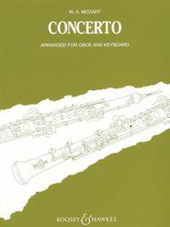 Oboe Concerto in C, K. 314