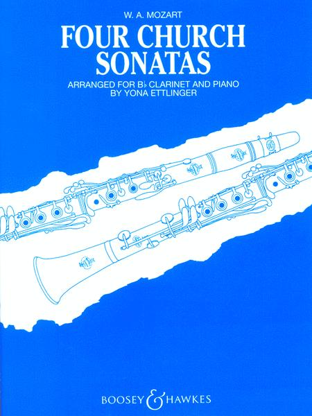 Four Church Sonatas