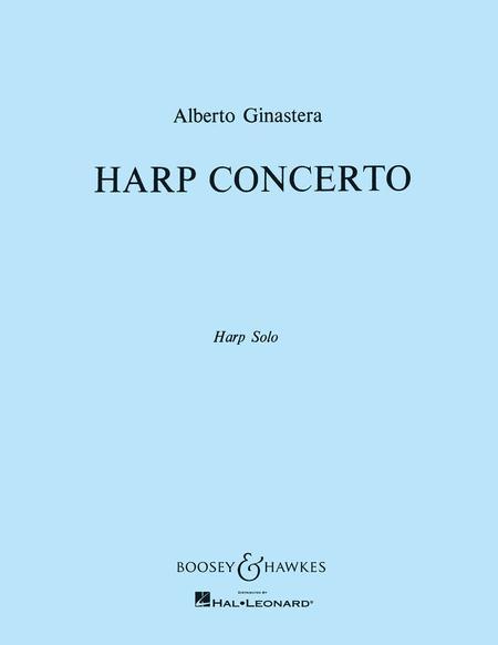Harp Concerto, Op. 25