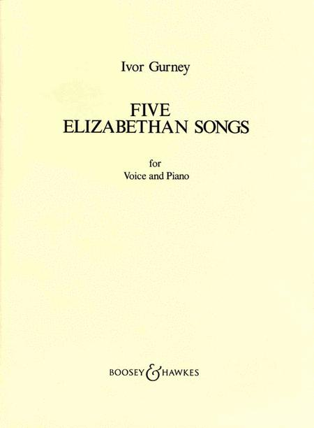 Five Elizabethan Songs