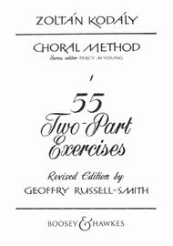 55 2-part Exercises  Kodaly