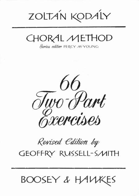 66 2-part Exercises