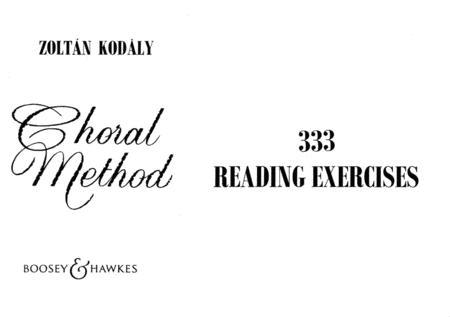 333 Reading Exercises