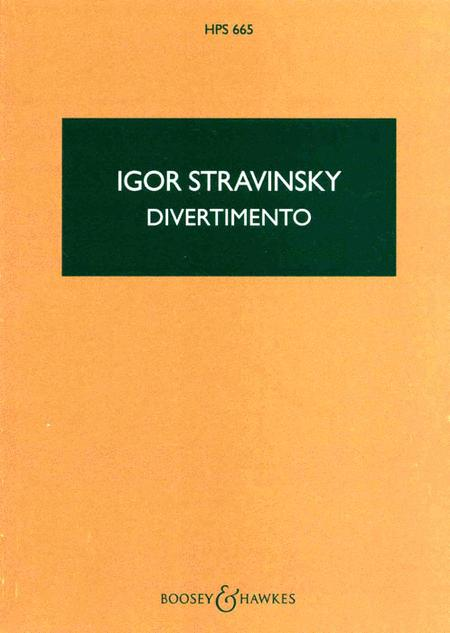 Divertimento (Revised 1949)