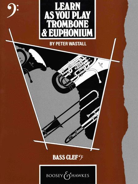 Learn As You Play Trombone Trombone Trb