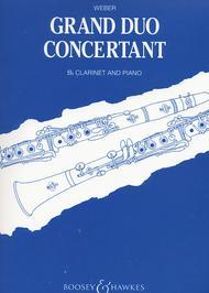 Grand Duo Concertante, Op. 48