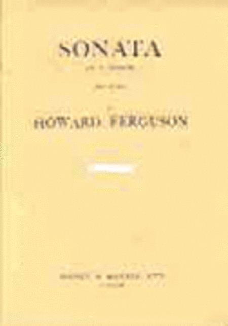 Piano Sonata in F Minor, Op. 8