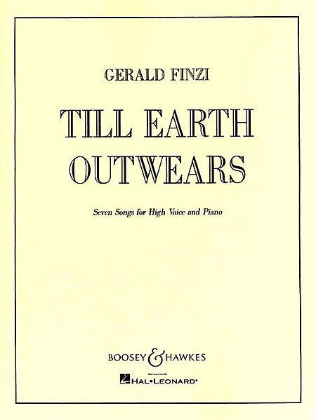 Till Earth Outwears
