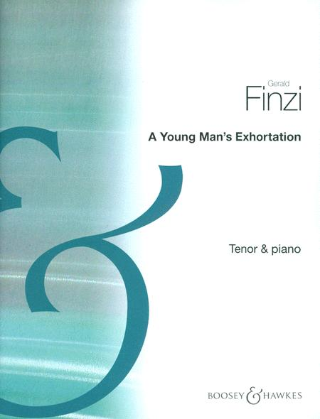 A Young Man's Exhortation, Op. 14