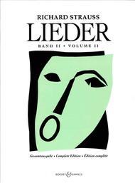 Lieder - Volume 2